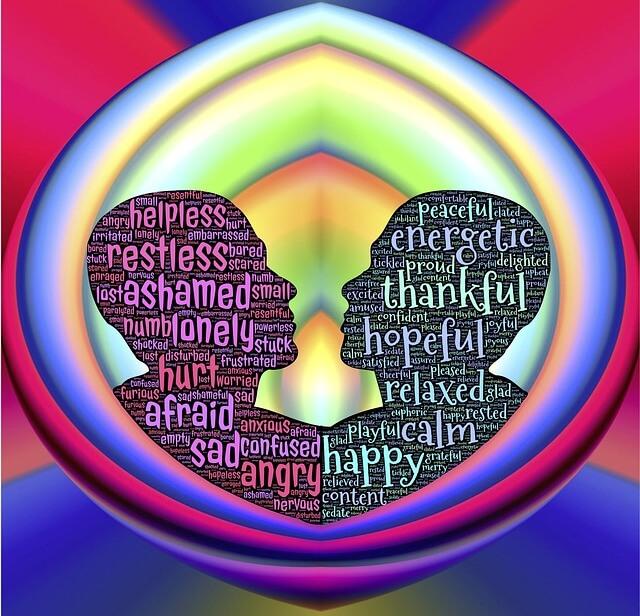 positive energy graphic