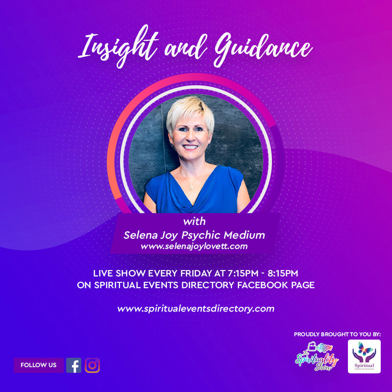 psychic show banner
